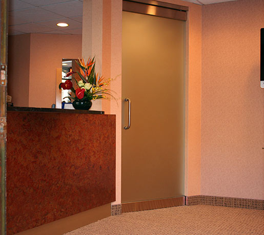 McLean Dentists Office Tour Front Desk