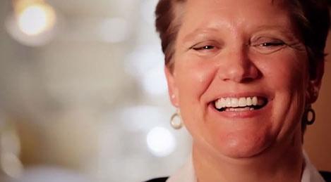 Actual Patient of McLean Dentist Dr. Kazerooni