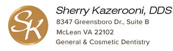 Logo for Sherry Kazerooni, DDS, LVIF